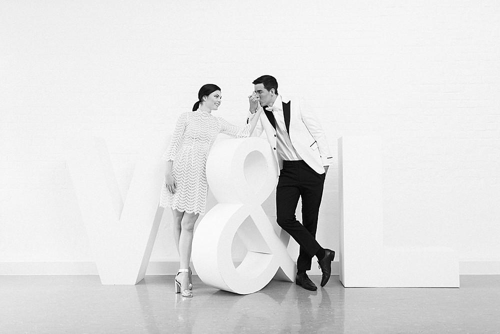Corona Hochzeit NRW in purem Stil