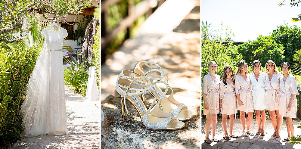 Ibiza Hochzeit - Getting ready