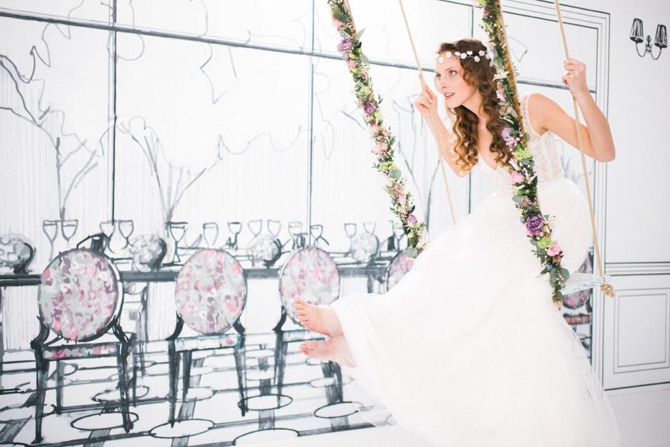 Hochzeitsinspiration | Fly Away