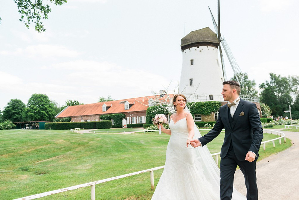 Heiraten in der Elfrather Mühle