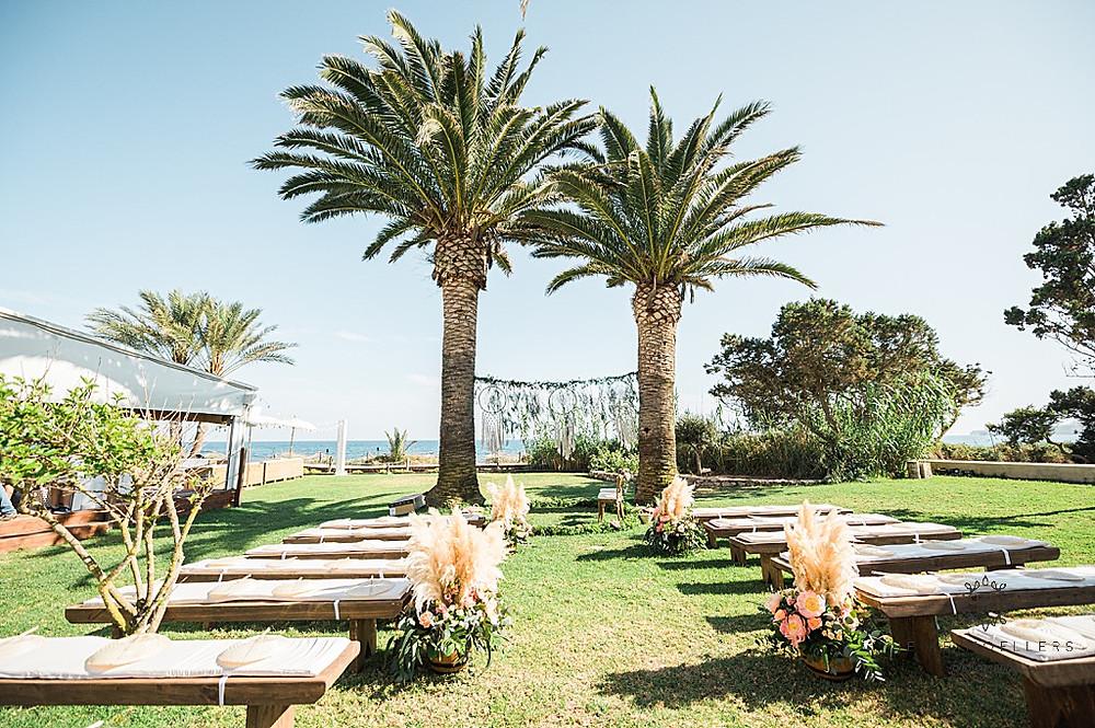 wedding gecko beach club