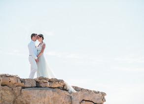 Ibiza Wedding at the coast   Ibiza Hochzeit direkt an der Küste