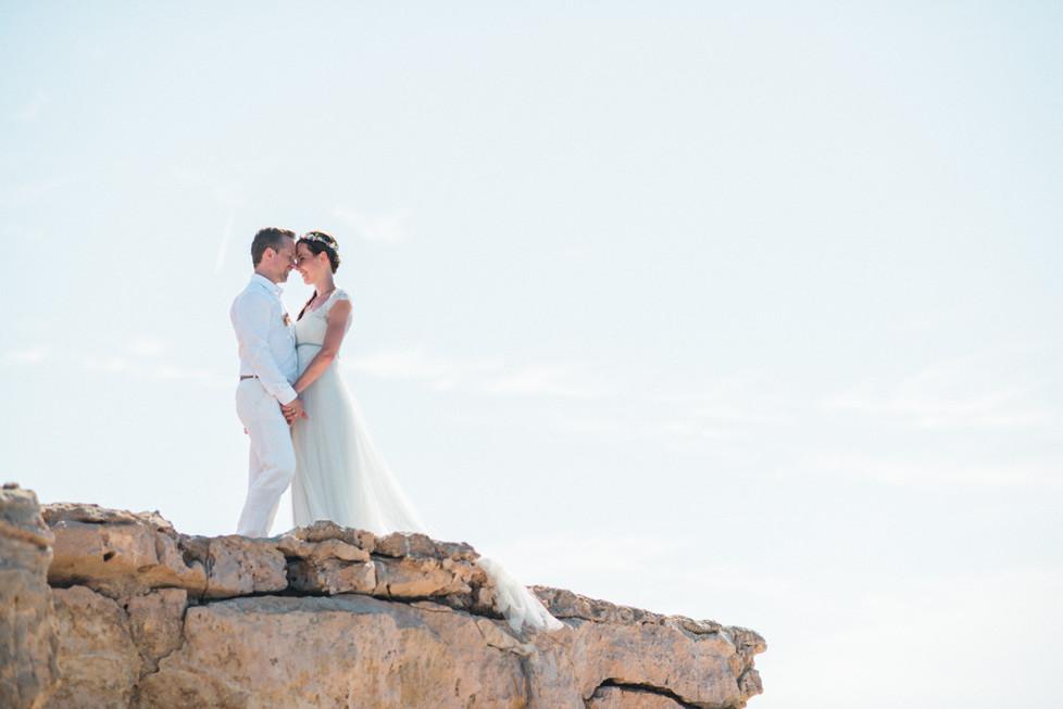 Ibiza Wedding at the coast | Ibiza Hochzeit direkt an der Küste