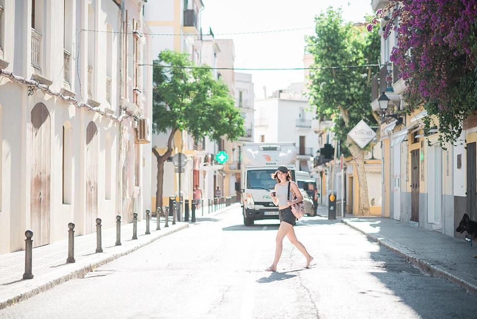 Lifestyle Portrait in Eivissa