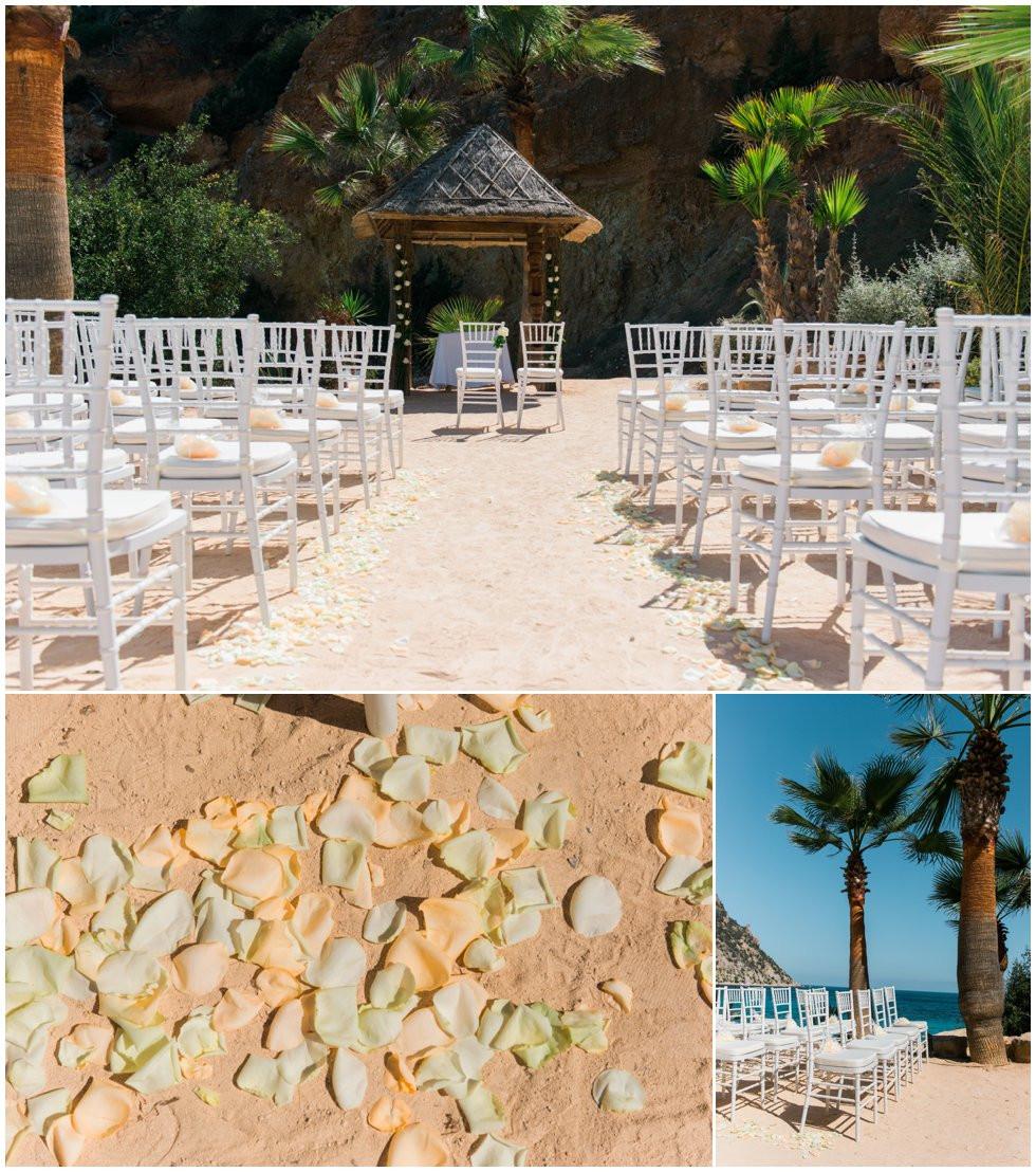 Aisle Amante Beach Club Ibiza