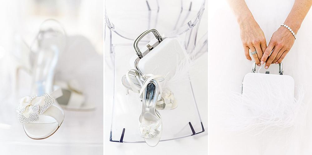 Braut Accessoires, Brautschuhe von Alessandra Rich