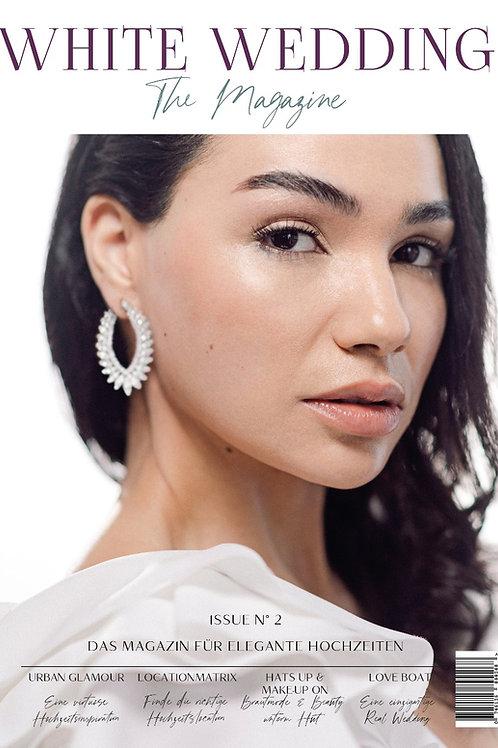 WHITE WEDDING - The Magazine | ISSUE N°2