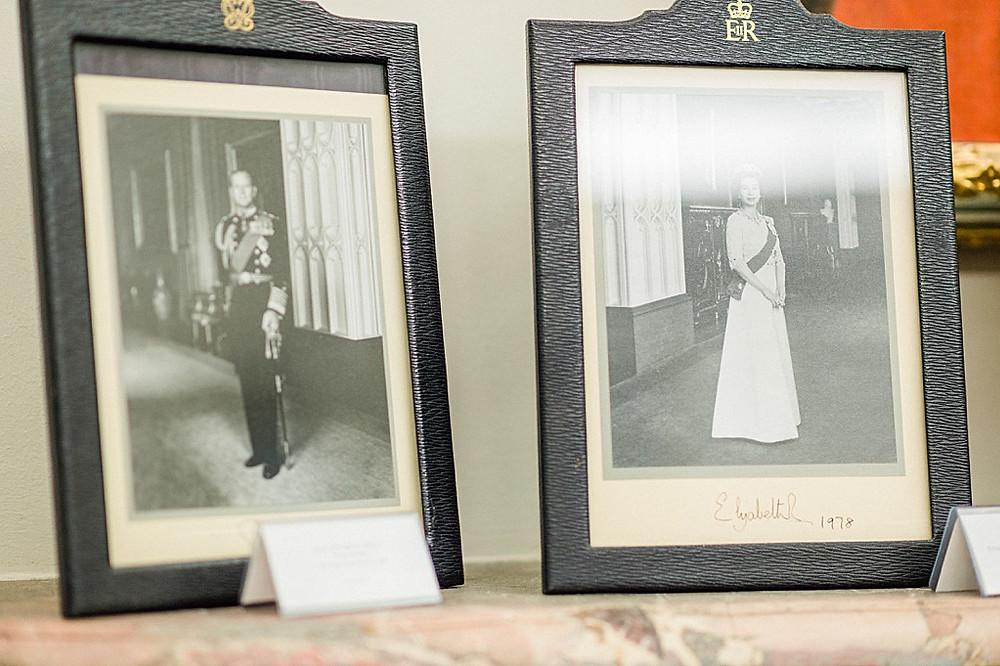 Die Queen un Prinz Philip