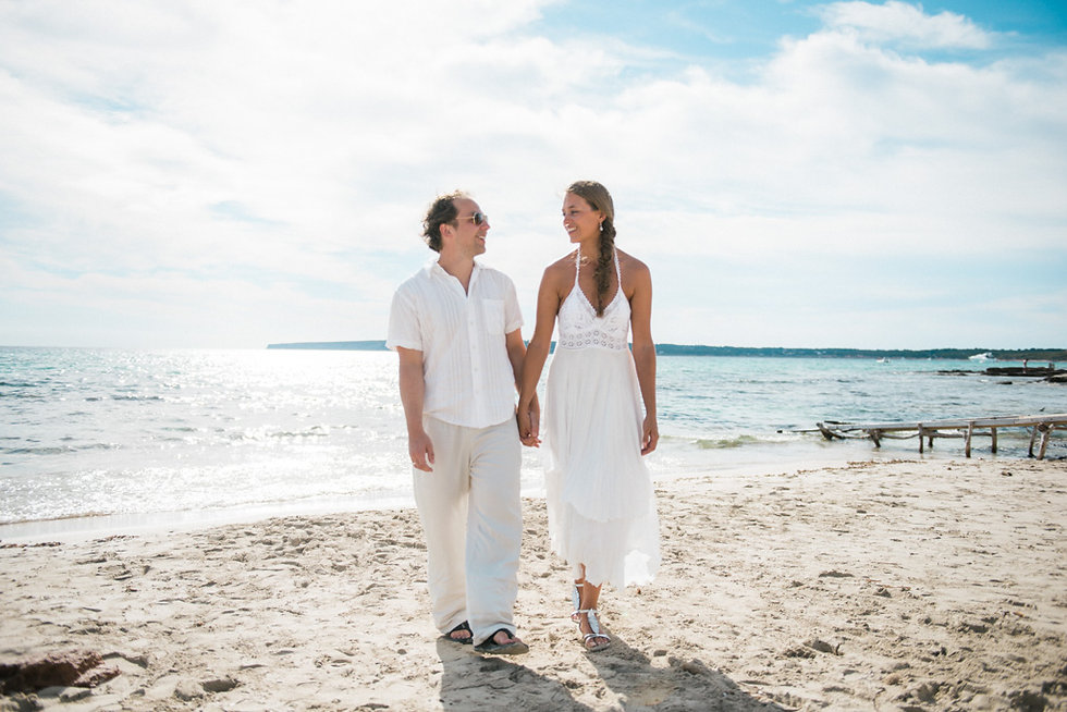 Intimate Wedding Formentera