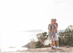 Engagement shoot on Ibiza   Paarshooting auf Ibiza