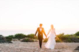 Ibiza Hochzeit am Amante Beach Club
