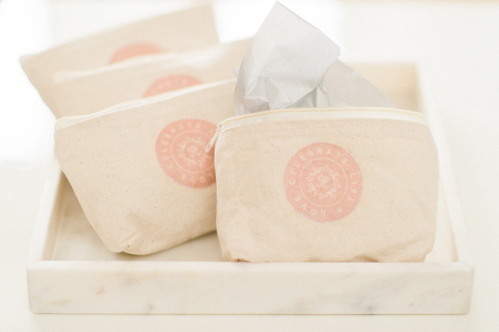 bridal beauty bag