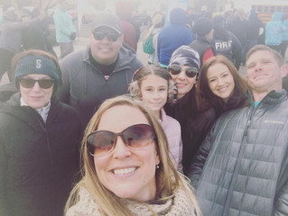 LUNG FORCE Walk 2018