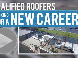 Are you a Qualified Roofer looking for a new career?