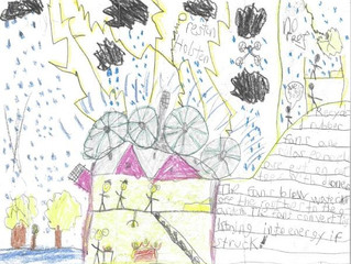 National Roofing Company Hosts Children's Art Contest as part of NRCA's National Roofing Wee
