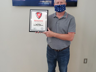 National Roofing Awarded 2020 Firestone Master Contractor