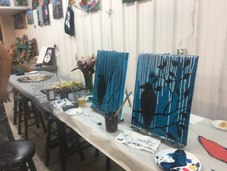 PAINT & WINE Benefiting Watermelon Mountain Ranch