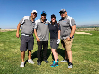 National Roofing Celebrates CFMA's 30th Annual Golf Tournament