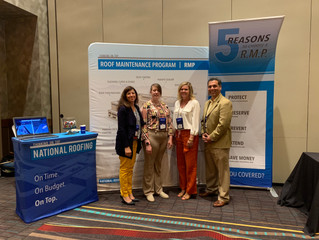 National Roofing Attends IFMA 2019 Spring Conference