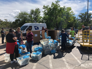 National Roofing Helps Stamp Out Hunger