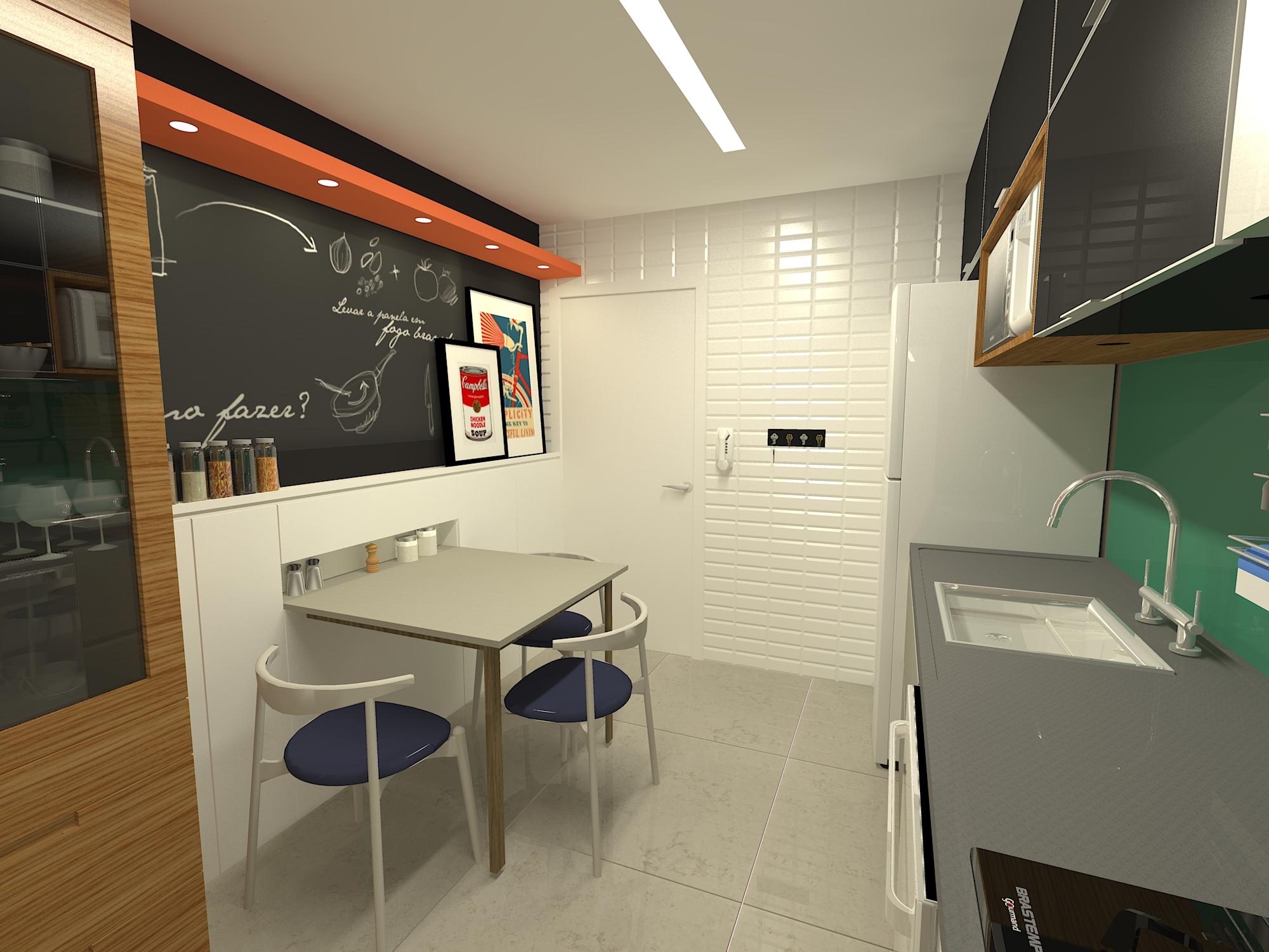 Render Lilia - Cozinha 03