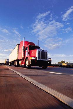 Semi-truck long haul