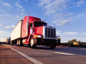 צמצום צריכת דלק במשאיות