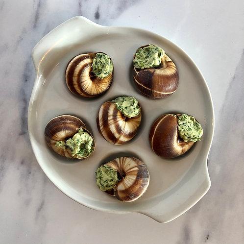Escargots de Bourgognes (12 pcs)