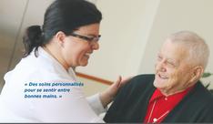 Des soins de santé en tout respect aux Résidences du Précieux-Sang