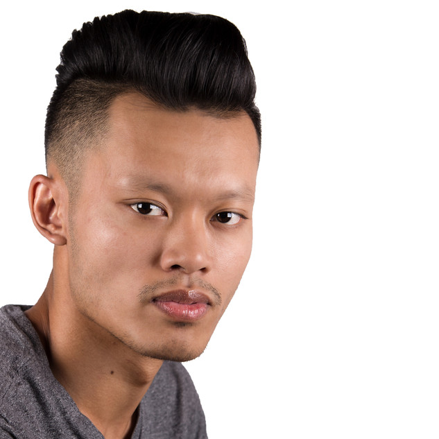 Asian Male Woodstock Headshot
