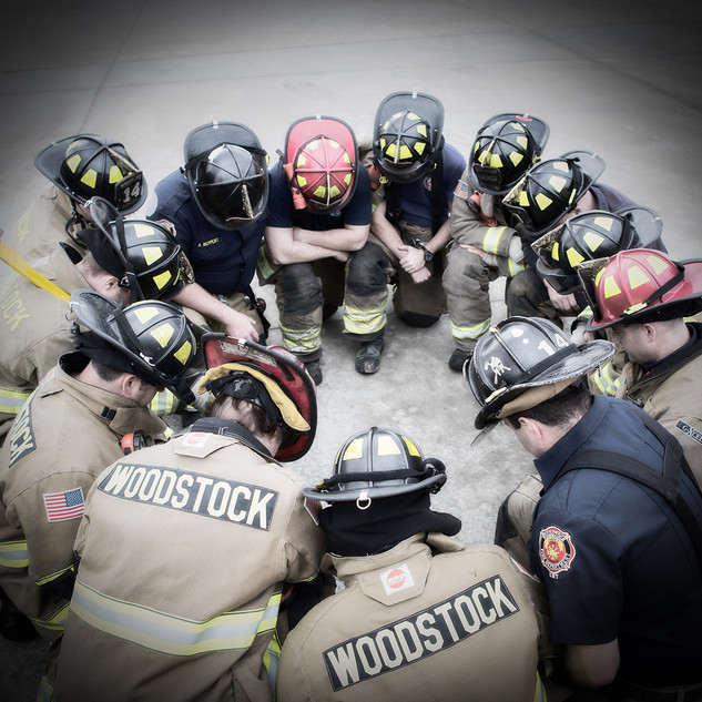 A small Woodstock Fire Shift Circle 2018