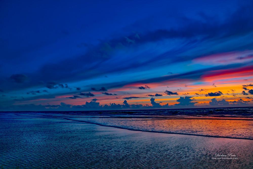 Sunrise at Jekyll Island
