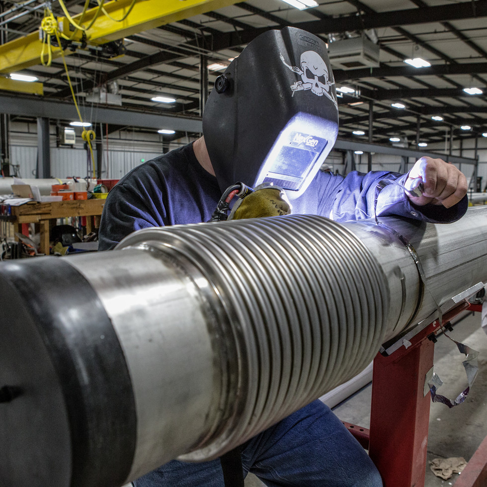 Welding Photography Pipe in Ball Ground GA