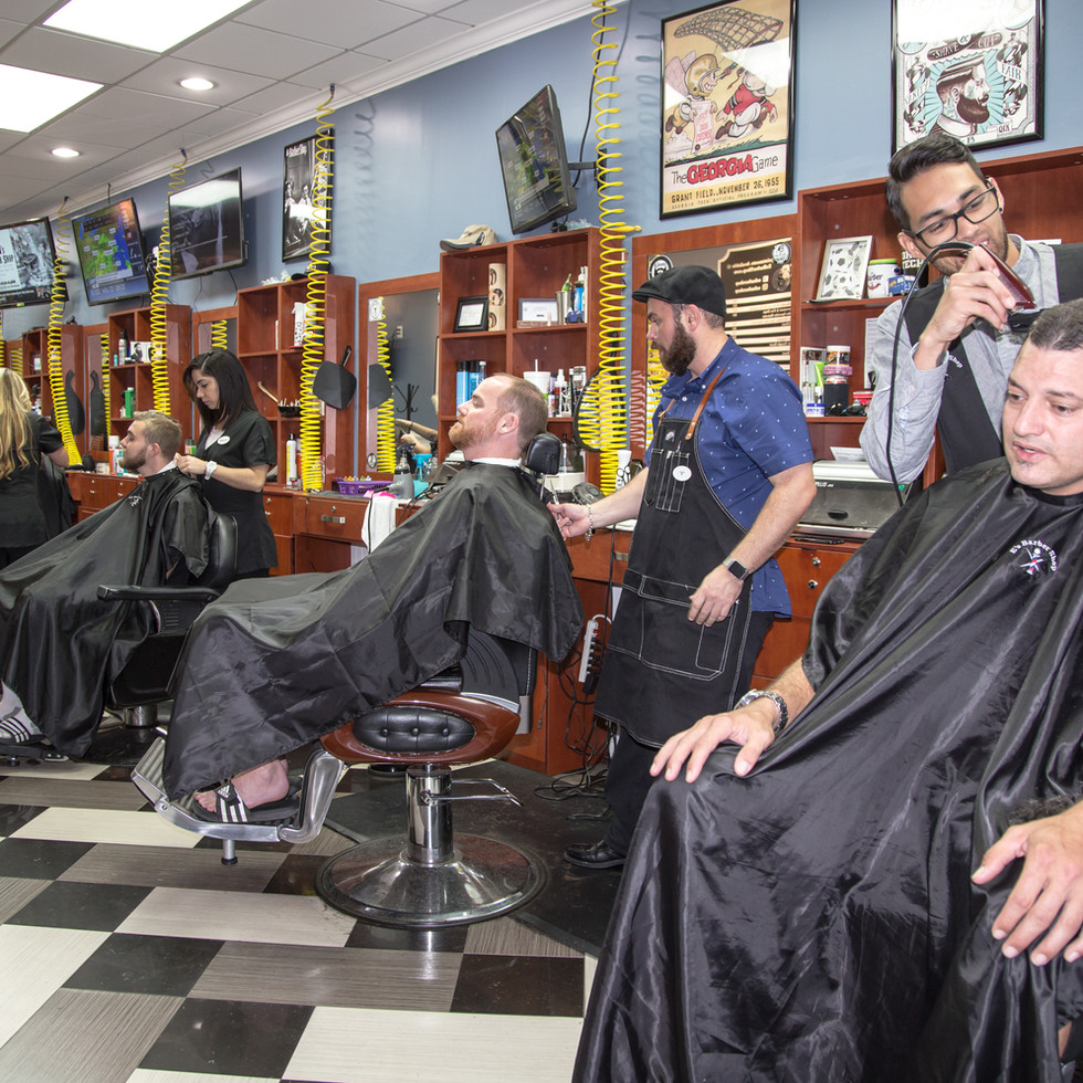 E's Barber Shop Haircuts in Woodstock