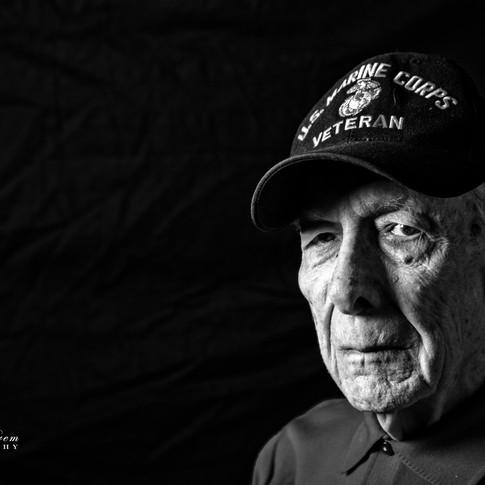 WWII Veteran Portrait