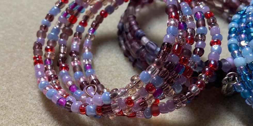 Kids Classroom: Wrapped Bracelets