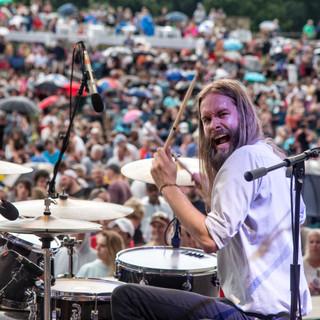 Woodstock Summer Concerts by Darleen Prem