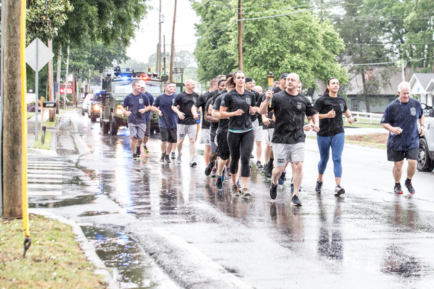 Woodstock Torch Run