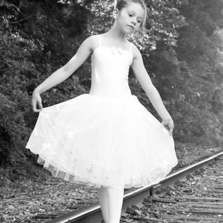 Ballerina Portrait by Darleen Prem Photography