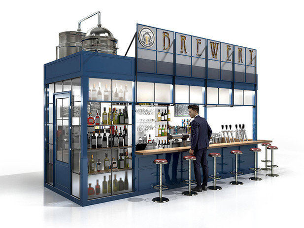 Mobile KTCHN Brewery