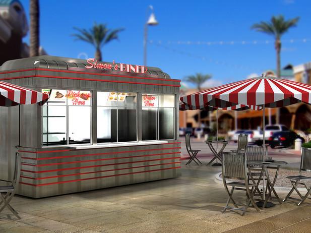 Mobile KTCHN Diner