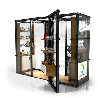 Luxury Pop-Up Shop