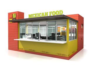 Mobile KTCHN Mexican Food