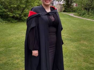 PhD, graduation and beyond!