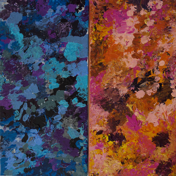 Sonata and Nocturne Diptych