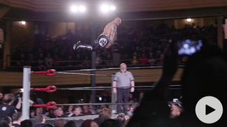 Ring of Honor pounds the wrestling industry