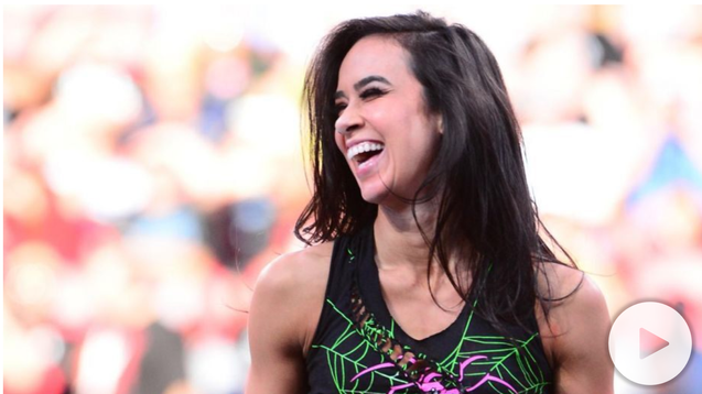 Former WWE champ AJ Lee makes 'crazy' her superpower