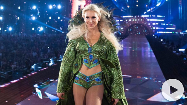 WWE's Charlotte Flair on continuing her father's legacy