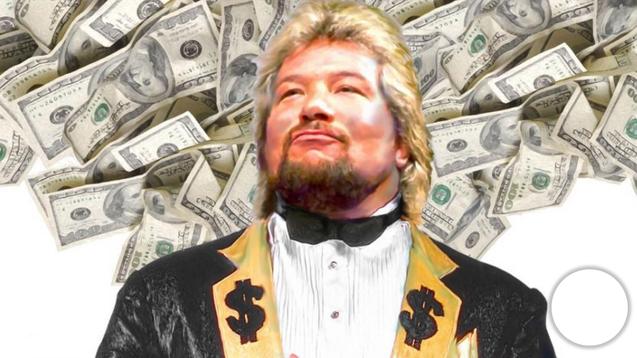 WWE's Million Dollar Man finds redemption in church