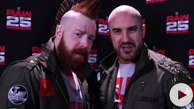 WWE 'Monday Night Raw' celebrates 25 years